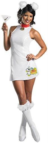 Morris Costumes Family Guy Sassy Brian 4-6 ()