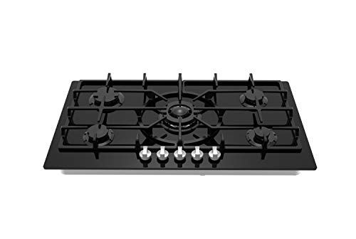 36 glass cooktop - 7