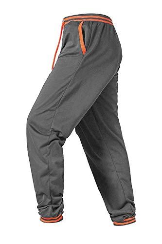 Hommes Casual De Élastique Pantalon Automne Tailles Pour Printemps Hx Mode Jogging Sportswear Confortable Sports Sgrey Taille 1IOwq5z