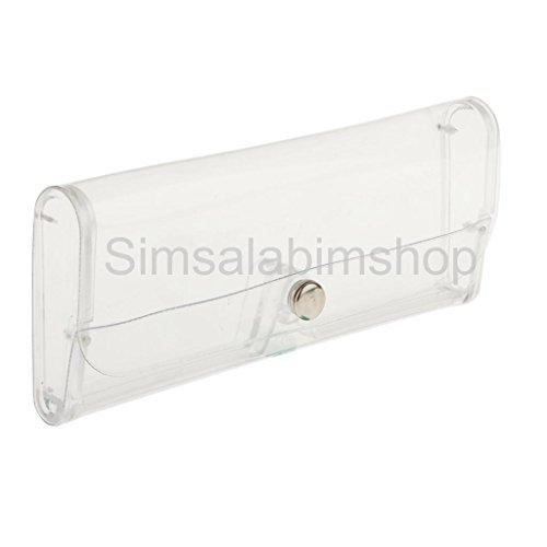 VIPASNAM-Transparent Spectacles Case for Polarized lens Sunglasses Storage Box - Miu Miu Spectacles