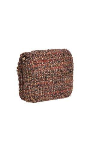 Henri Bendel Classy Tweed Purse Handbag Shoulder Bag