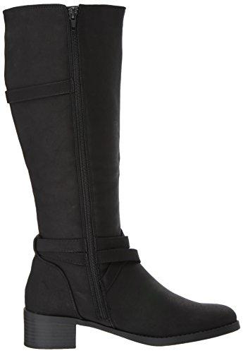Sort Enkle Kvinners Street Boot Sele Carlita xqT7wTSX