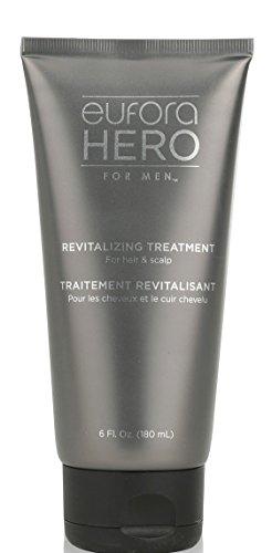 (Eufora Hero Men Revitalizing Treatment Hair & Scalp (6 oz))