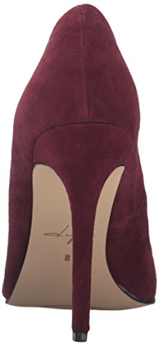 Pump Wine by Daya Ashby Women's Dress Zendaya Suede YZBZRqwX