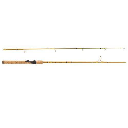 - Eagle Claw CG6MS2 Crafted Glass Spinning Rod 6' 2Piece Medium