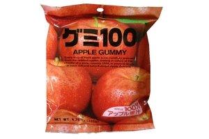 kasugai gummy candy (apple) - 3.59oz