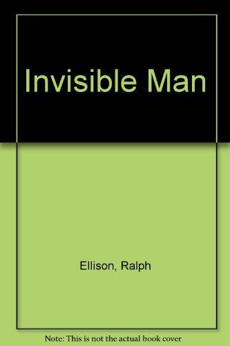Invisible Man Summary