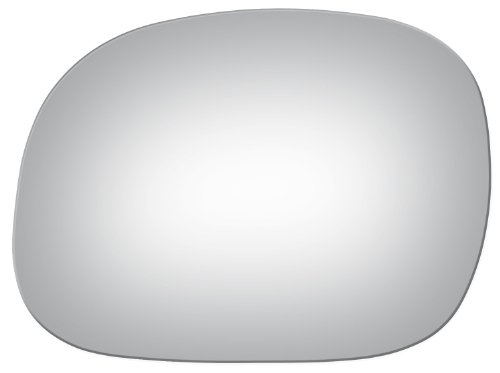 Ford Truck Glass - 1997 - 2002 FORD TRUCK EXPEDITION Flat Driver Side Replacement Mirror Glass