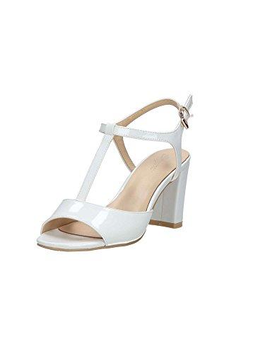 Brigitte BC419 Sandalen Damen Weiß