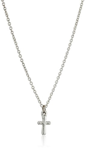 Mud Pie Sterling Necklace Silver