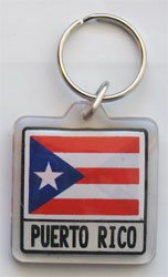 Puerto Rico - Country Lucite K