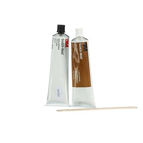 3M Scotch-Weld 20100 Epoxy Adhesive 1751 Part B/A, Gray, 2 fl. oz. Kit by 3M Scotch-Weld (Image #3)