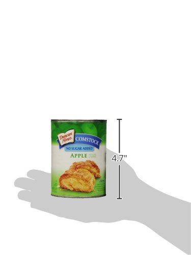 Comstock No Sugar Added Pie Filling & Topping, Apple, 20 Ounce (Pack of 12) by Comstock (Image #5)