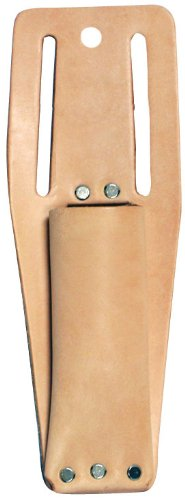 R & J Leathercraft 04535 Leather Riveted Utility Knife Holder (453)