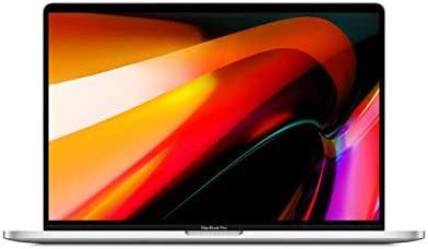 New Apple MacBook Pro (16-Inch, 16GB RAM, 512GB Storage, 2.6GHz Intel Core i7) – Silver (Renewed)