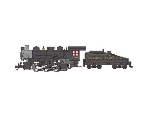 Bachmann Steam Locomotive, Prototypical Paint Scheme