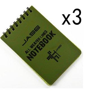 Cosmos Waterproof Weather Notepad Notebook