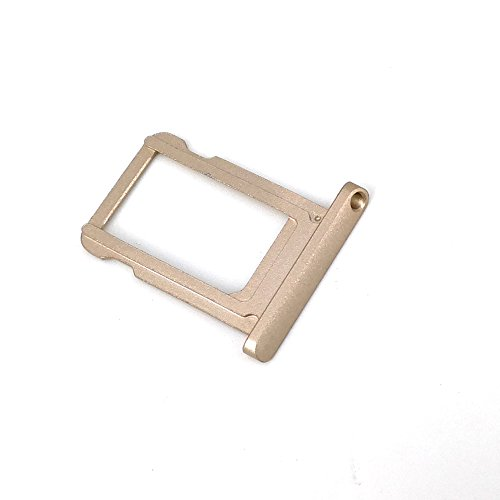 ATEANO SIM Card Holder Slot Tray Replacement Part For iPad Pro 9.7 inch (Gold)