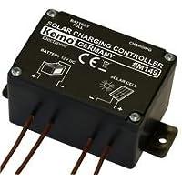 Kemo - Regulador de carga solar (12 V, CC, 6 A, 10 A, M149)