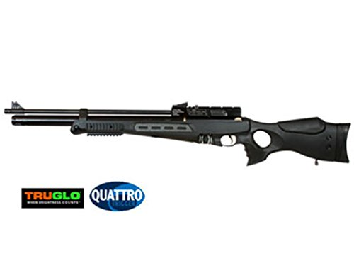 Hatsan BT65 SB Elite Air Rifle, Black TH Stock air rifle