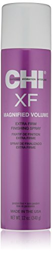 CHI Xf Magnified Volume Extra Firm Finishing Spray , 12 oz.