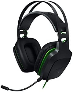 bbab3765808 Razer Electra V2: 7.1 Surround Sound - Auto Adjusting Headband - Detachable  Boom Mic with In-Line Controls - Gaming Headset Works with PC, PS4, Xbox  One, ...