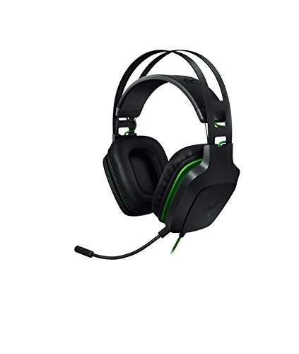 Razer Electra V2: 7.1 Surround Sound - Auto Adjusting Headband - Detachable Boom Mic with In-Line Controls - Gaming Headset Works with PC, PS4, Xbox One, Switch, & Mobile Devices ()