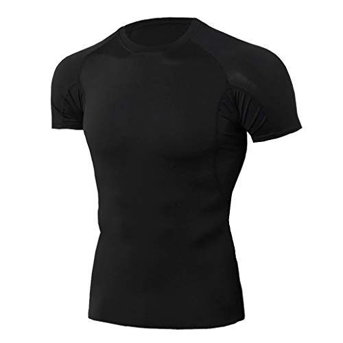 iHPH7 T-Shirt Men Dry-Fit Moisture Wicking Active Athletic