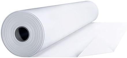 Rollo de papel para plóter, 80 g, 914 mm x 150 m 2 piezas para localizador HP Epson: Amazon.es: Oficina y papelería