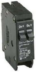Eaton Corporation Br3030 Single Pole Tandem Circuit Breaker 120V 2-30-Amp