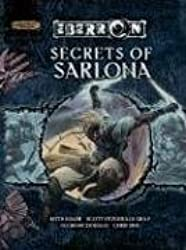 Secrets of Sarlona (Dungeons & Dragons d20 3.5 Fantasy Roleplaying, Eberron Supplement)