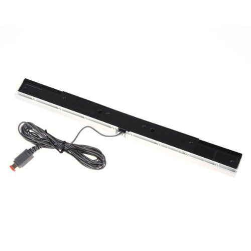 BestDealUSA Useful Replacement Sensor Bar/Receiver For Nintendo Wii game console