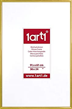 MDF 91 x 61cm 1art1 Trainspotting Poster Stampa e Cornice - Citazioni