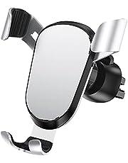 Comyglog Autotelefoonhouder ventilatiesleuf autohouder verstelbare houder voor iPhone 12 11 Max Xr Xs X 8 7 P30 P20