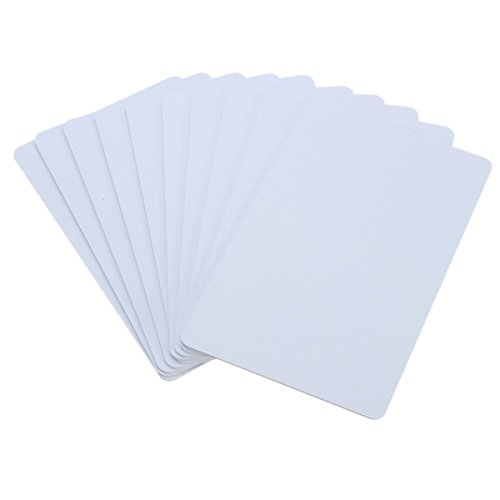 10X NTAG215 NFC Card For Tagmo Switch 13.56MHz RFID Smart Cards for All NFC Mobile Phone ()