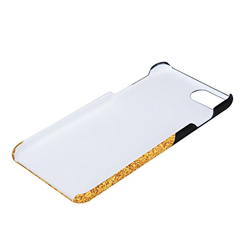 para iPhone 7 plus Funda Mármol Carcasa Sunroyal® PC Dura Carcasa Flexible Bumper Case Cover Cubierta de Protección Anti-Arañazos Choque Resistente Caja del Teléfono para iPhone 7 Plus 5.5 - Mármol P A-01
