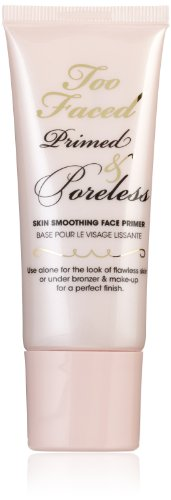 Too Faced Cosmetics Primed and Poreless, 1 Ounce