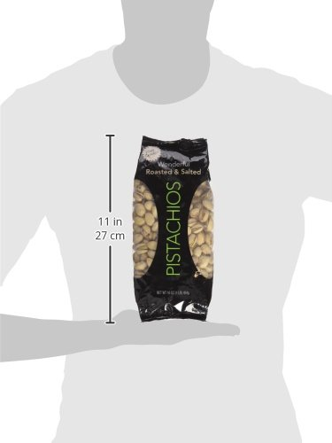 Large Product Image of Wonderful Pistachios, Roasted and Salted, 16 Ounce Bag