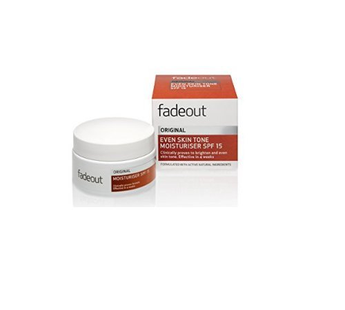 - Fade Out Original Brightening Day Cream SPF 15 by Fade Out