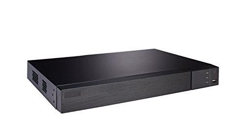 (Q-See QTH165-2, 16-Channel 4MP Analog HD DVR with 2TB Hard Drive, BNC Surveillance Recorder )