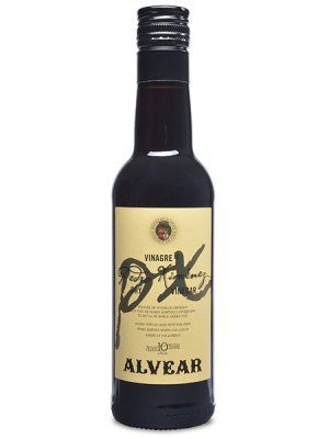 Ximenez Grape Pedro (Alvear 10 Year Pedro Ximénez Vinegar - Dry - 12.7 Ounces)