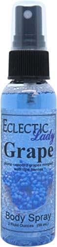 Grape Body Spray, 2 ounces