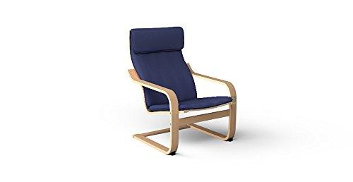 Custom Made Slipcovers para Poang sillón con Attached Cuello ...