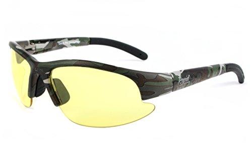 y para gafas POLARIZADAS Rapid SOL DE para Ideales con GAFAS Protección y pescar Pro mujer uso Catch militares UV cazar para UV400 DE hombre como lentes CAMUFLAJE intercambiables Eyewear BBIwPxqrz
