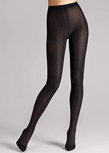 - Wolford Cashmere Silk Tights (11316) L/Black