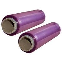 Rollos film alimentación transparente 30x300 - Pack 2