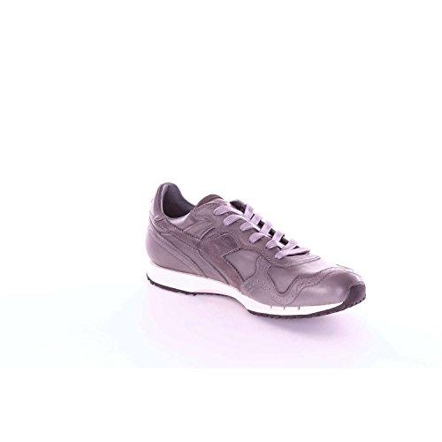 Diadora Heritage, Uomo, Trident Brogue L, Pelle, Sneakers, Grigio