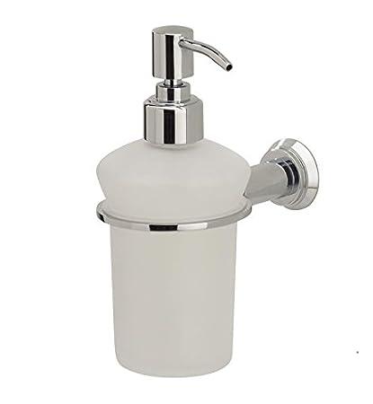 Valsan 67184es Nova líquido dispensador de jabón en níquel satinado