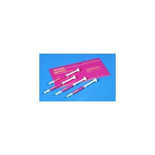 PULPDENT PU-Spark Sparkle Diamond Polishing Paste Syringe (Pack of 4)