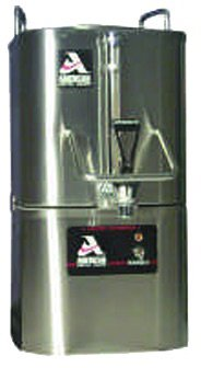 Grindmaster Cecilware CW-1H Taller Warmer for 1.5 gal Shuttle Accessory, Silver